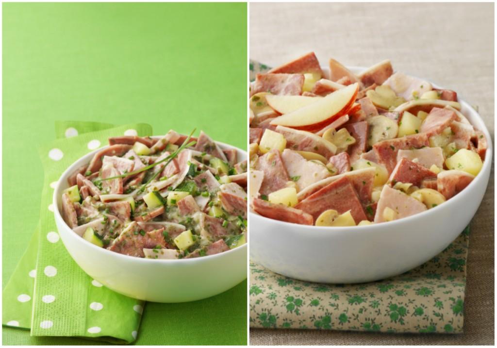 bahier salade normande
