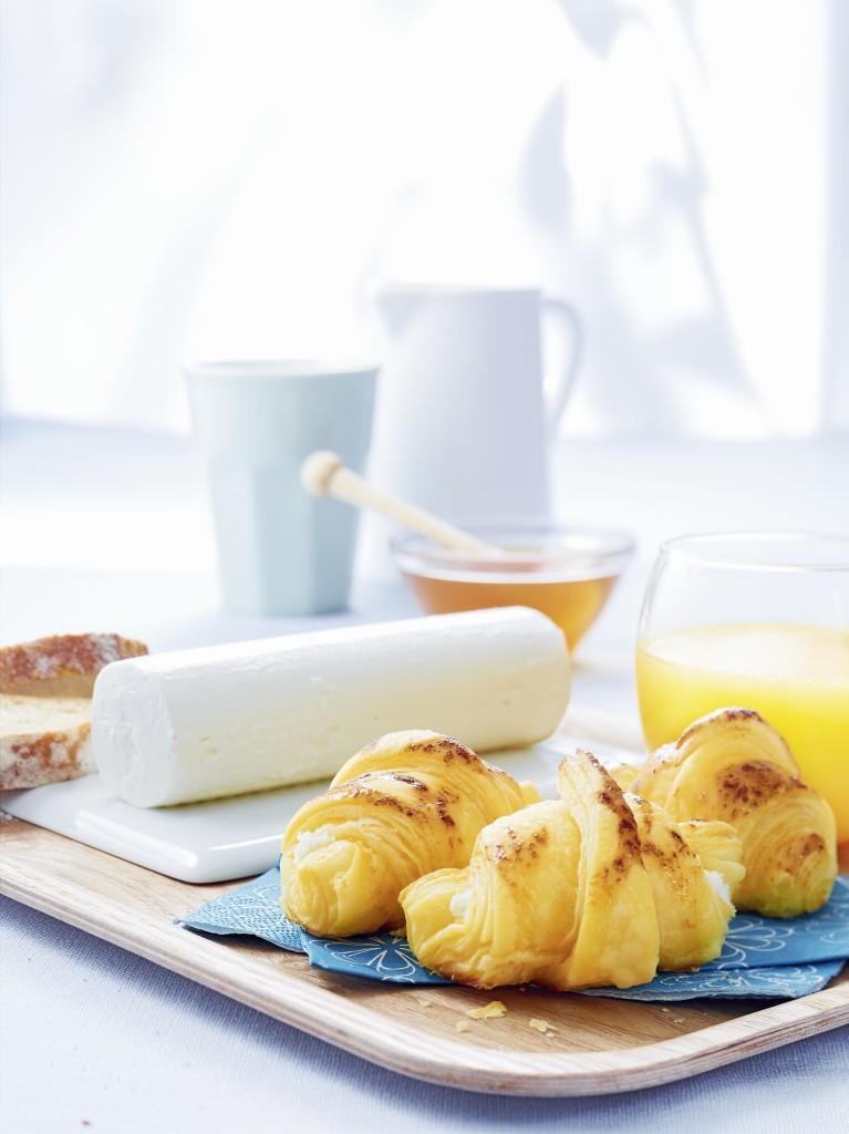 merci chef recette fromage croissants