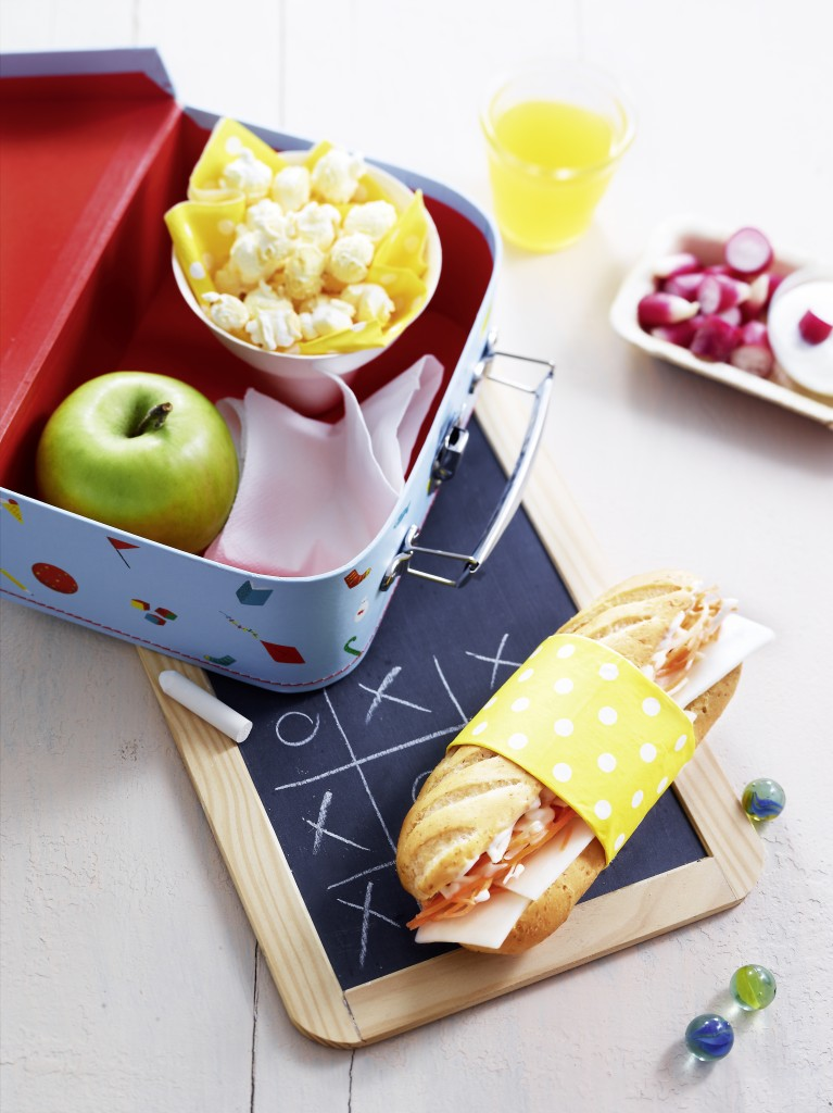 merci chef recette fromage snack