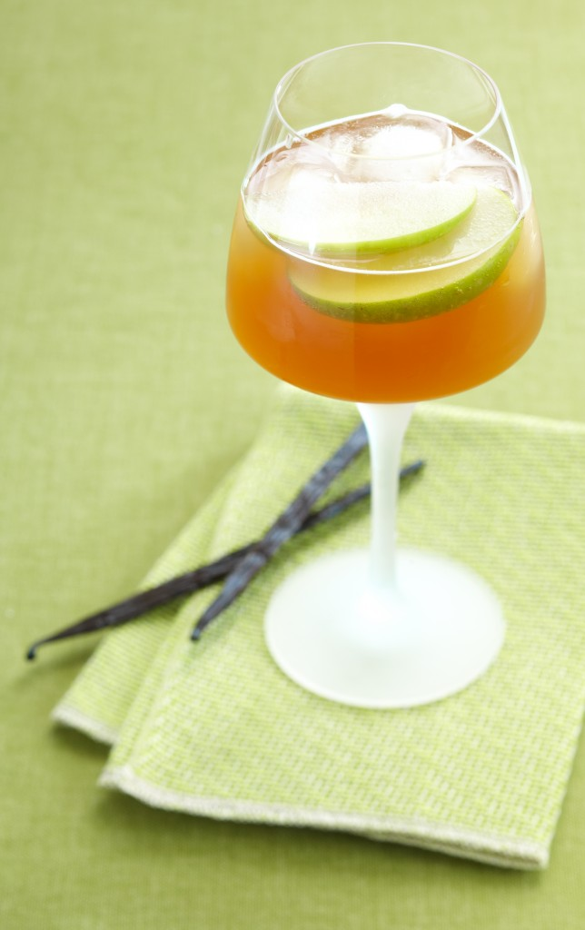 sweety pomme cocktail pommeau
